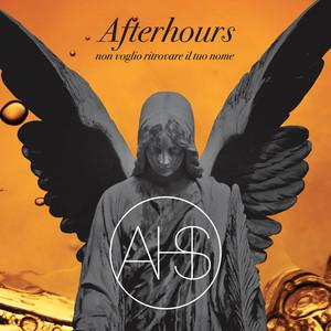 Afterhours Non Voglio Ritrovare Il Tuo Nome cover