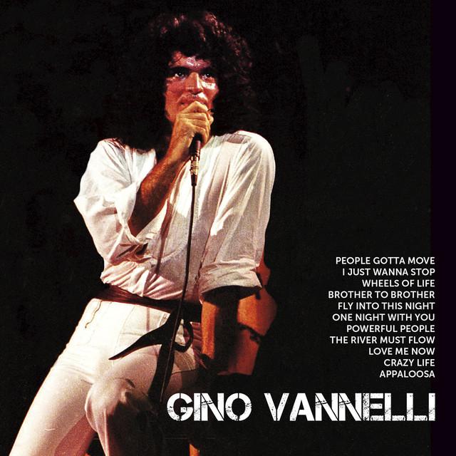 Gino Vannelli ICON album cover