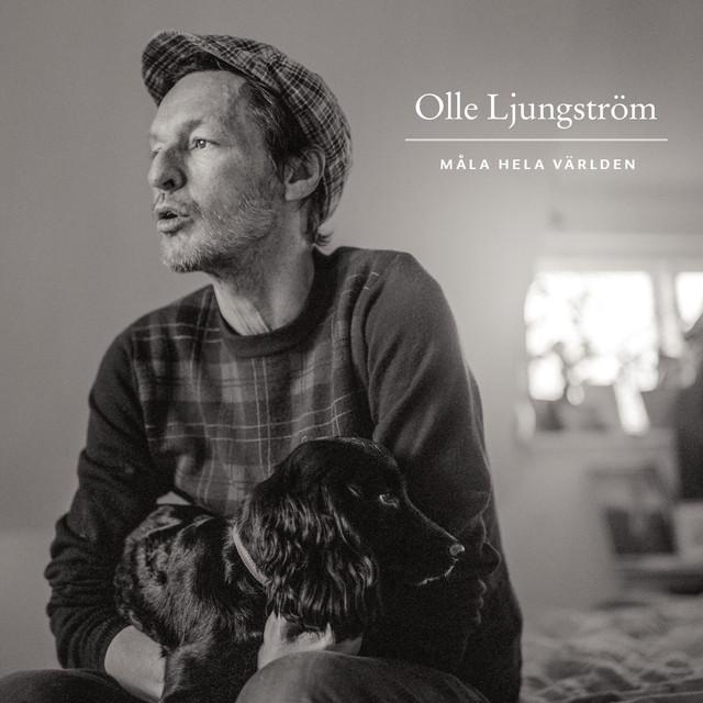 Skivomslag för Olle Ljungström: Måla Hela Världen