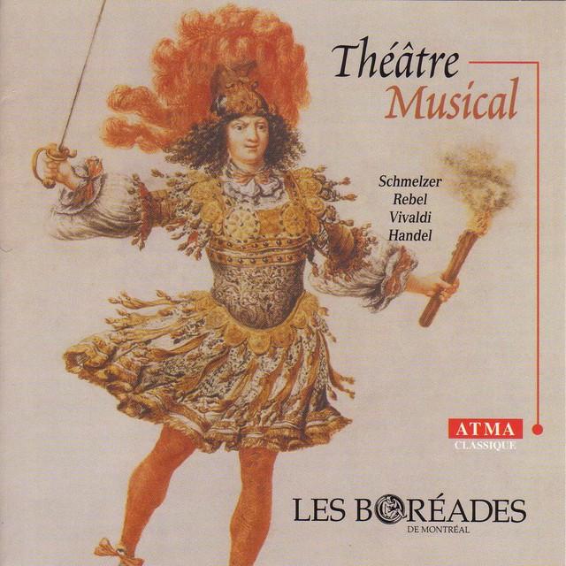 Vivaldi: Griselda Suite / Handel: Acis and Galatea Suite Albumcover