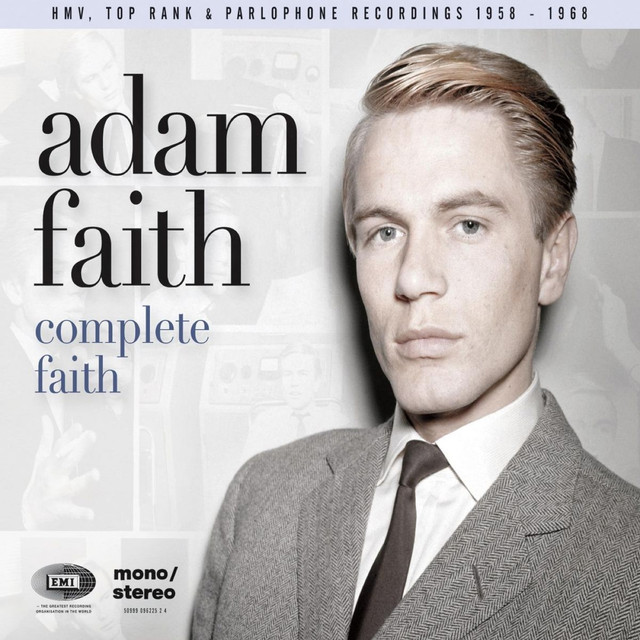 Complete Faith [His HMV, Top Rank & Parlophone Recordings 1958-1968]