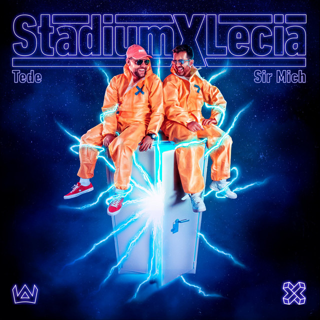 Album cover for Stadium X Lecia by TEDE, Sir Mich