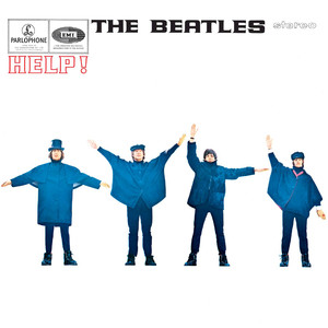 The Beatles Help! cover