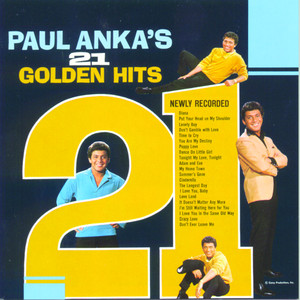 Paul Anka, Don Costa Don't Gamble with Love cover