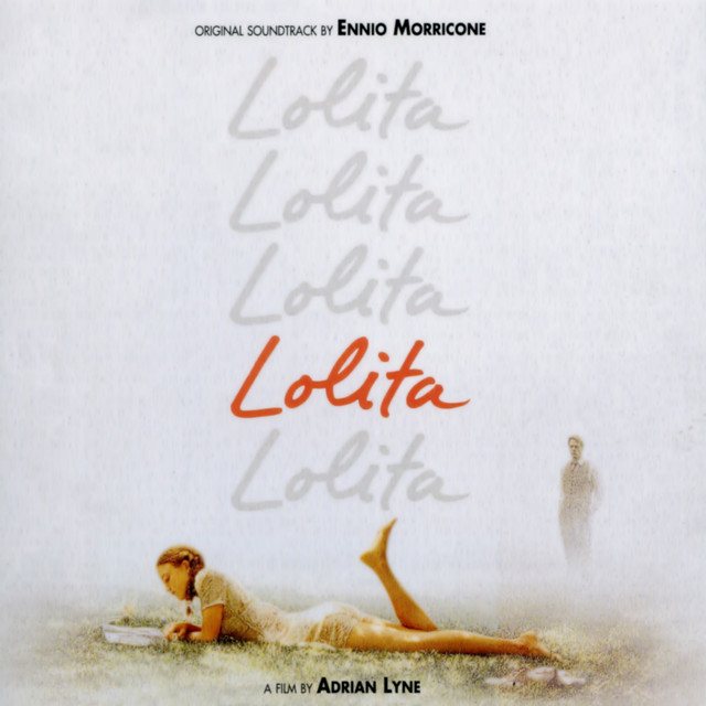 Lolita (Bande originale du film) Albumcover