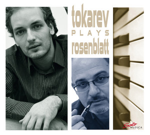 Tokarev Plays Rosenblatt Albumcover