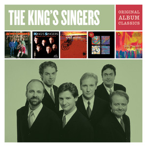 Paul Simon, The King's Singers The Boxer cover