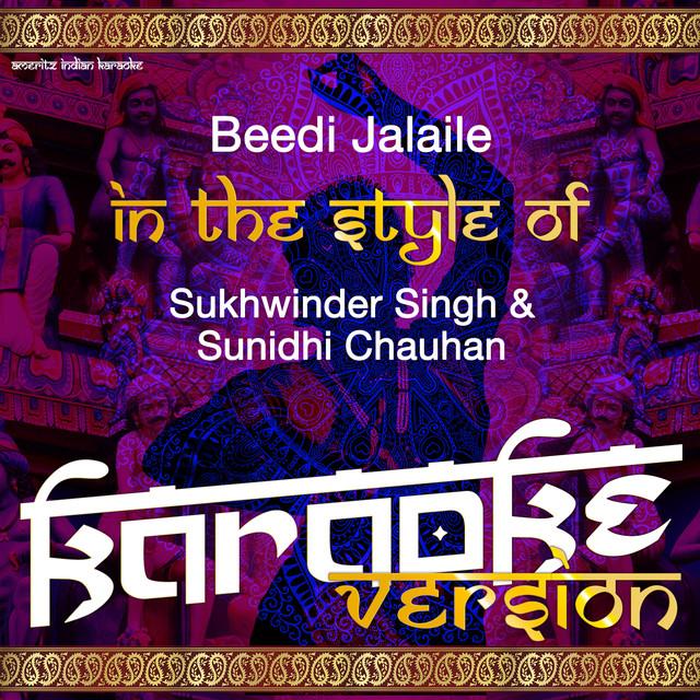 beedi sukhwinder singh sunidhi chauhan