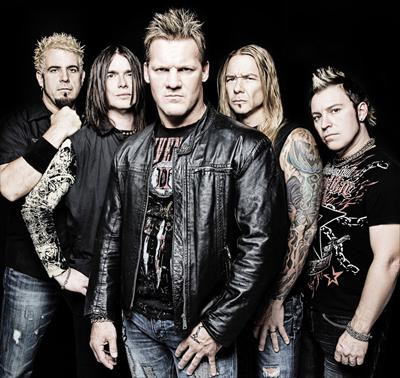 Fozzy tickets and 2017 tour dates