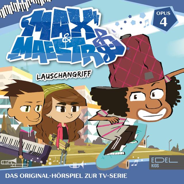 Folge 4: Lauschangriff (Das Original-Hörspiel zur TV-Serie) Cover