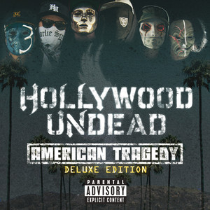 American Tragedy (Deluxe Edition) Albumcover
