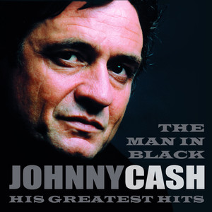 The Man in Black: His Greatest Hits album