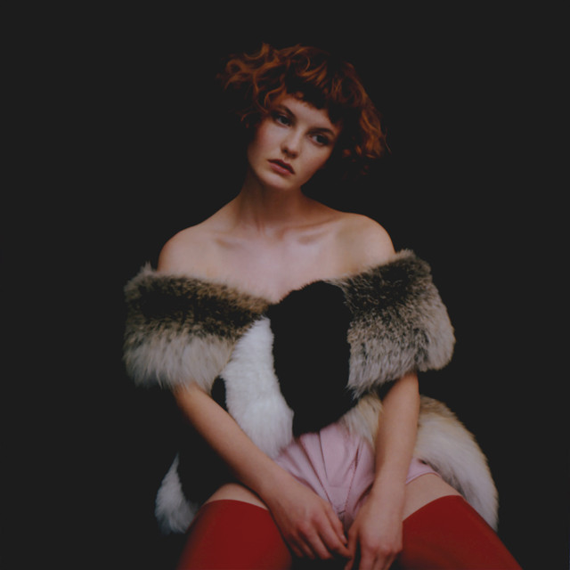 Kacy Hill Like a Woman album cover