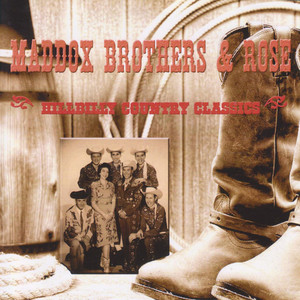Hillbilly Country Classics album