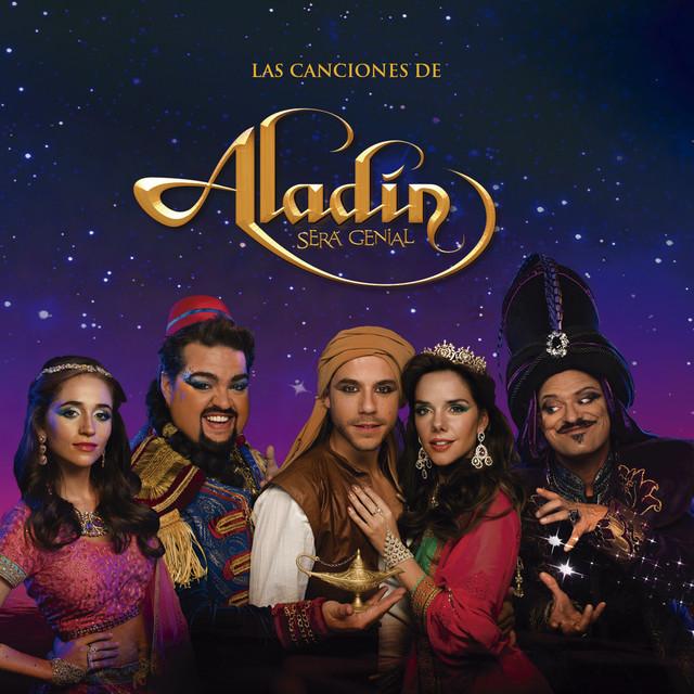 Las Canciones de Aladin Sera Genial 2018
