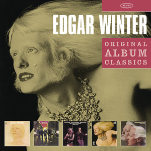 Edgar Winter Alta Mira cover