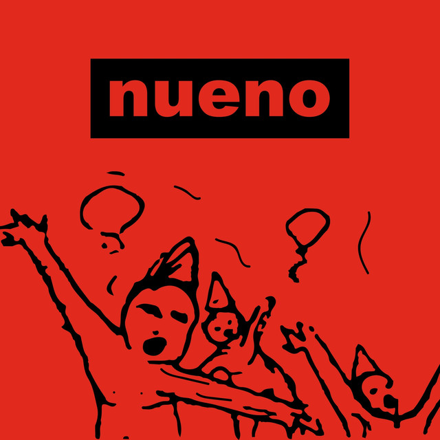 Album cover for Nueno by Jorge Peris