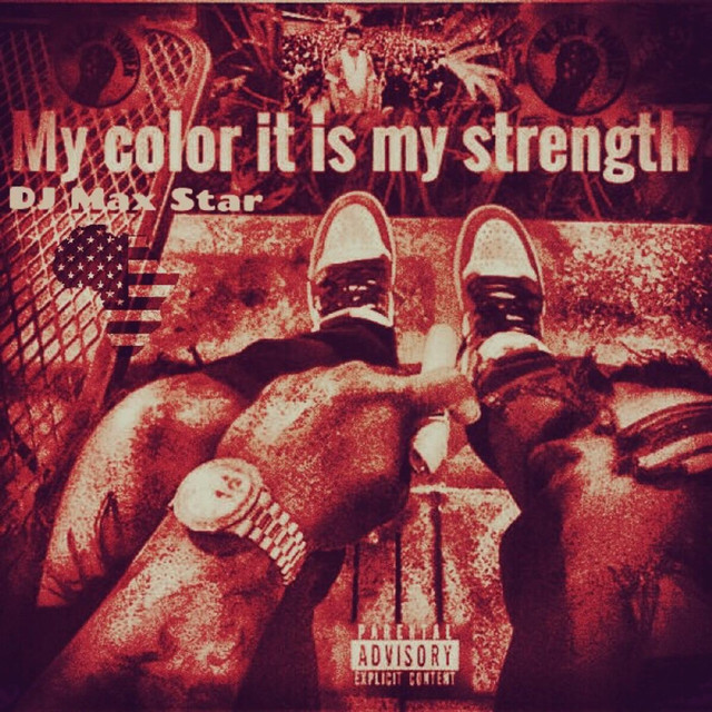 My Color It Is My Strength.2
