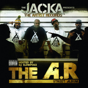 The Jacka Presents The Artist Records: The A.R. Street Album - (empty)