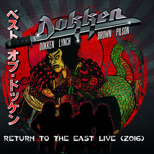 Dokken Tooth and Nail (Live) cover