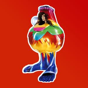 Björk Innocence cover