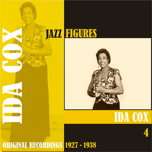 Jazz Figures / Ida Cox, (1927 - 1938), Volume 4 album