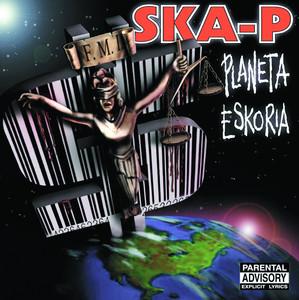 Planeta Eskoria Albumcover