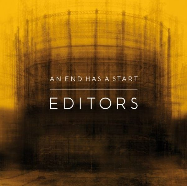 Album cover for An End Has A Start by Editors