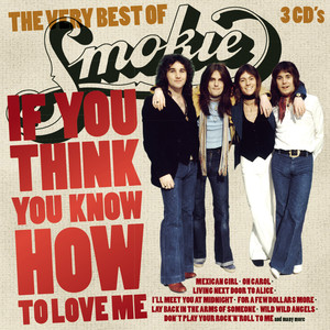 If You Think You Know How To Love Me album