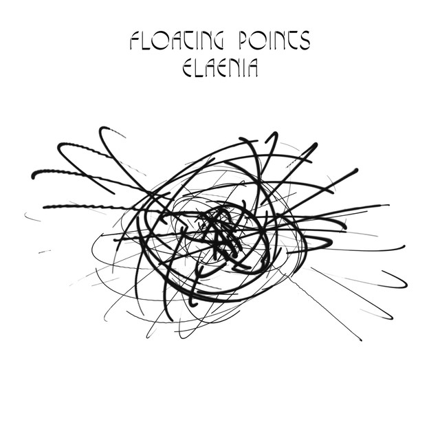 Album cover for Elaenia by Floating Points