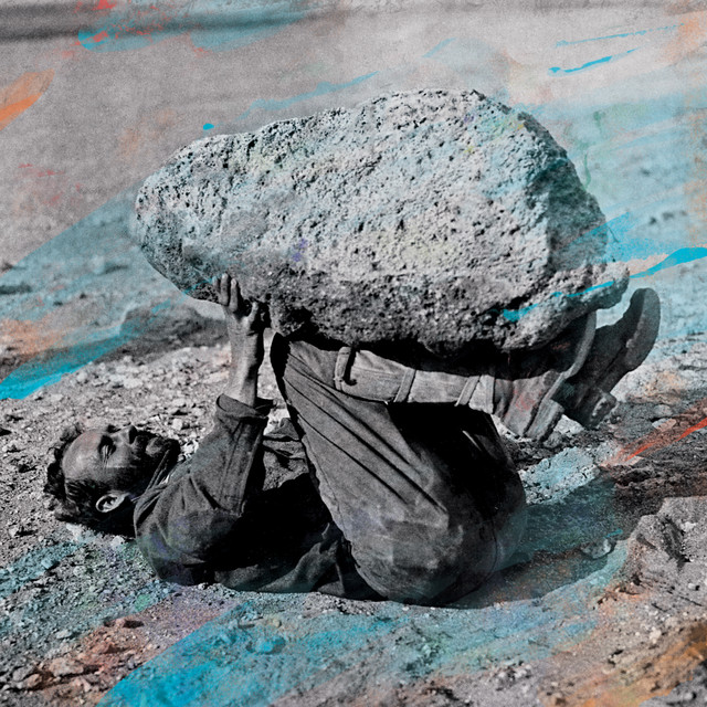 Album cover for Compassion by Forest Swords