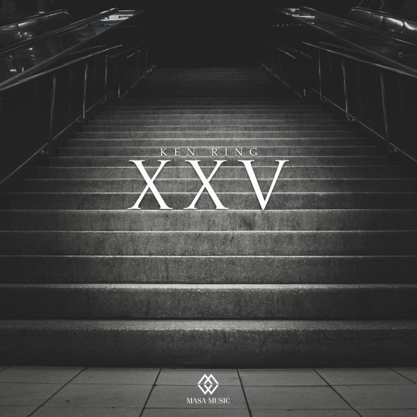 Album cover for XXV by Ken Ring