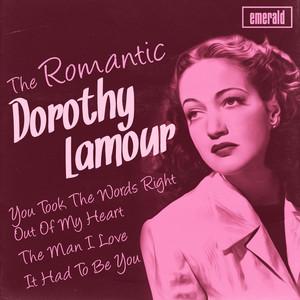 Romantic Dorothy Lamour album