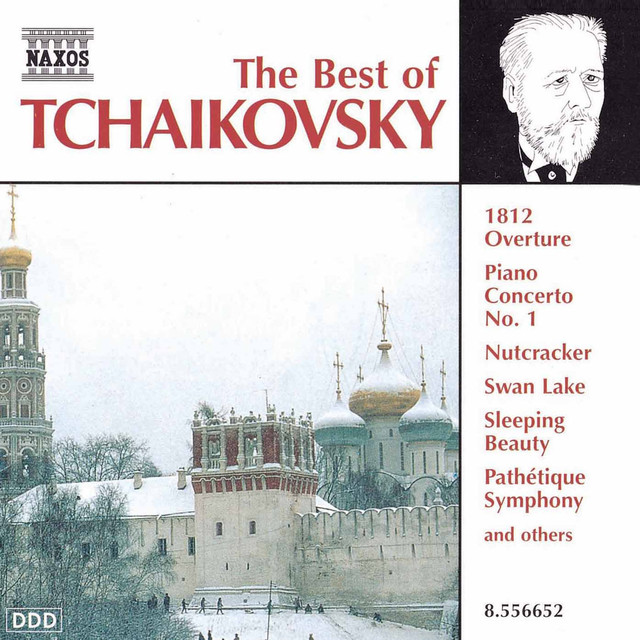 Tchaikovsky (The Best Of) Albumcover