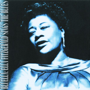 Bluella: Ella Fitzgerald Sings The Blues (Remastered) Albumcover