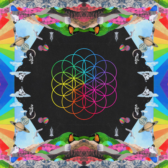 Album cover for A Head Full Of Dreams by Coldplay
