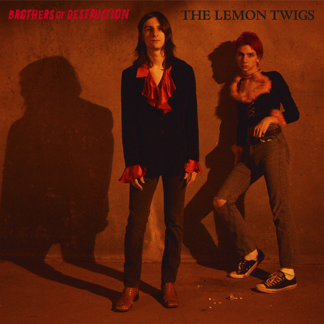 Album cover for Brothers of Destruction by The Lemon Twigs
