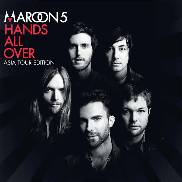 Hands All Over Asia Tour Edition (Asia Deluxe Repack version)