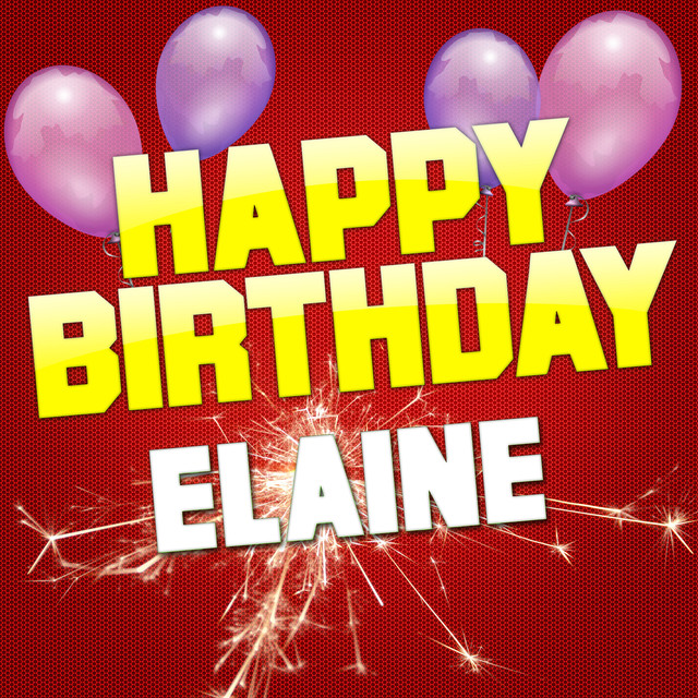 Happy Birthday Elaine Rock Version A Song By White Cats Music On