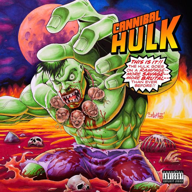 Cannibal Hulk