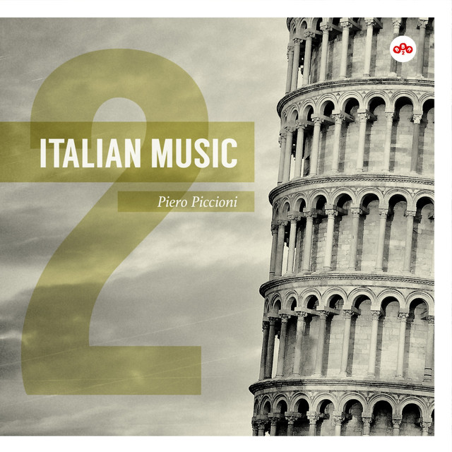 Italian Music, Vol. 2: Piero Piccioni