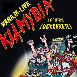 Loputon Luokkaretki Wanaja-Live Albumcover