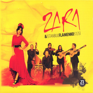 Zara & İstanbul Flamenko 5'lisi Albümü