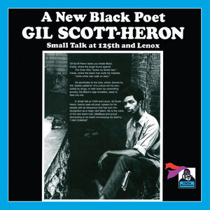 Gil Scott-Heron Who'll Pay Reparations on My Soul? cover