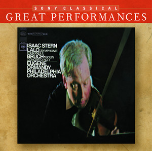 Isaac Stern, The Philadelphia Orchestra, Eugene Ormandy