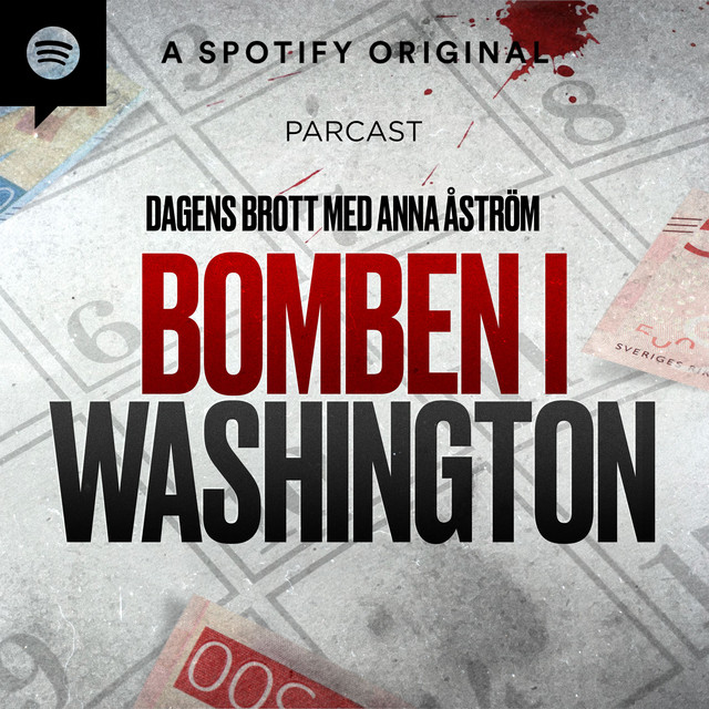 Anna Åström: Bomben i Washington