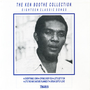 Ken Boothe, The Messengers Come Softly to Me (aka Dum Dum) cover