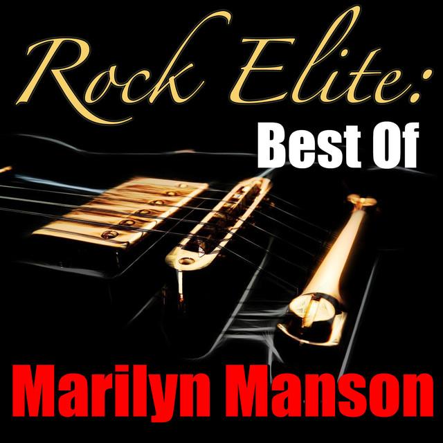 Rock Elite: Best Of Marilyn Manson Albumcover