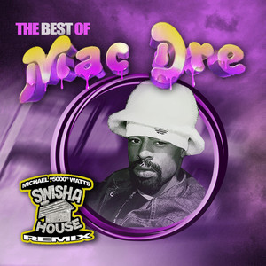 Mac Dre, DJ Michael 5000 Watts Not My Job cover
