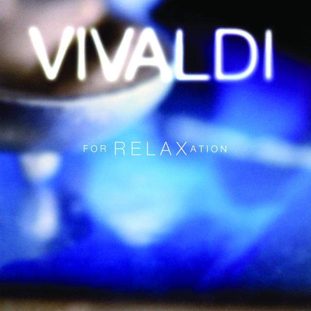 Vivaldi for Relaxation Albumcover